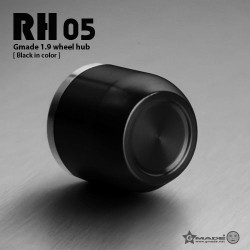 Hubcaps RH05, 1:10 scale - GMADE