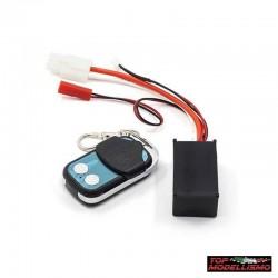Centralina per verricelli (Con telecomando wireless) - TM TM-0389
