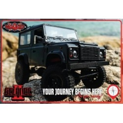 Gelande 2 D90 MINI 1:18 RTR (black) - RC4WD