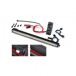 BARRA LED e CENTRALINA del KIT LUCI WATERPROOF per TRX-4 DEFENDER - TRAXXAS