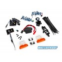 KIT LUCI LED WATERPROOF per TRX-4 BRONCO - TRAXXAS