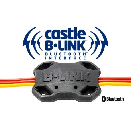 B-LINK INTERFACCIA BLUETOOTH - CASTLE CREATIONS CC-011-0135-00