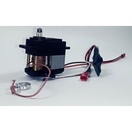 SERVO VERRICELLO PST-250 ARGANO 7.08 Kg max. 6s - Powershift RC PST-250