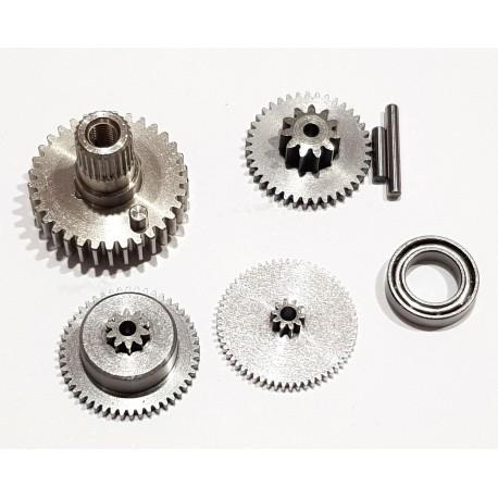 Kit Ingranaggi per SERVO JXS-CLS5830HV - JX SERVO JXS-CLS-5830HV-SG