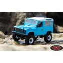 Gelande 2 D90 MINI 1:18 RTR (blu) - RC4WD