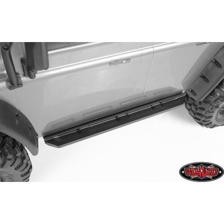 SET PEDANE LATERALI IN ALLUMINIO PER TRAXXAS TRX-4 - RC4WD Z-S1867