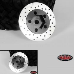 Adattatori Esagono a Disco Lug 5 (Cerchi 1.9) - RC4WD Z-S0532