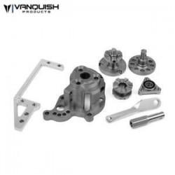 DIG HURTZ V2 GRIGIO per SCX10 e SCX10-2 - Vanquish