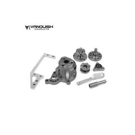 DIG HURTZ V2 GRIGIO per SCX10 e SCX10-2 - Vanquish VPS01352
