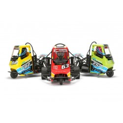 Flamingo RTR scala 1:8 in 3 colorazioni selezionabili - X-Rider XR-FLAMINGO
