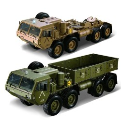 8x8 M983 e M977 Militare scala 1:12 RTR - RC TOY RCTOY-M983