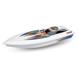 BLAST RTR Barca da regata elettrica ad alte prestazioni - TRAXXAS TXX38104-1