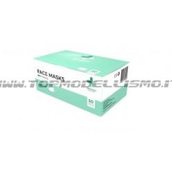 50 MASCHERINE CHIRURGICHE MVE-PT-N90