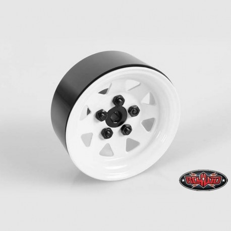 Singolo Lug 5 Wagon BIANCO 1.9 - RC4WD Z-Q0033