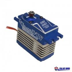 Servocomando in metallo High Voltage 40Kg - BLUE BIRD BLS-36A