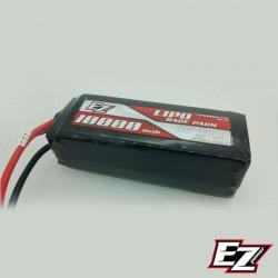 Batteria 2s LiPo 10000Mah 7,4Volt 40c - EZPOWER