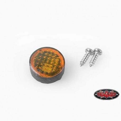Fanale (S) Post. Arancione Defender 90/110 - CChand VVV-C0099