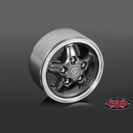 Inch 1.9 in alluminio a 6 Razze - XTRA SPEED Z-W0037