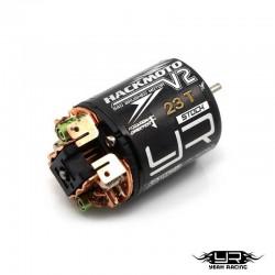 Hackmoto V2 23T 540 - YEAH RACING MT-0013