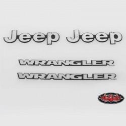 Emblemi JEEP Wrangler - CChand