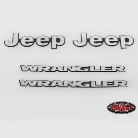 Emblemi JEEP Wrangler - CChand VVV-C0060