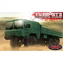 BEAST II 6X6 Truck Kit - RC4WD Z-K0052