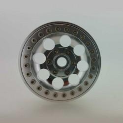4 Cerchi 1.9 in alluminio a 8 Razze v1 - TM