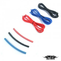 Set Cavi 12AWG - YEAH RACING