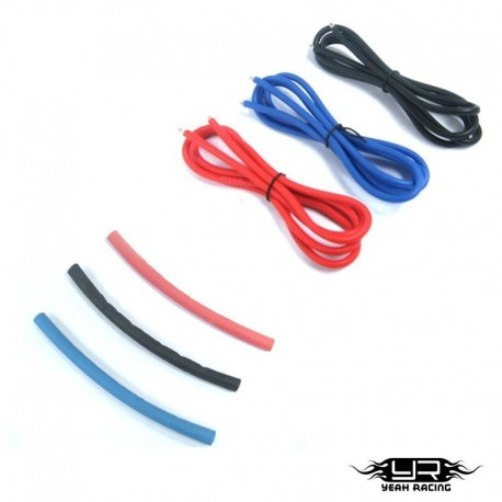 Set Cavi 16AWG - YEAH RACING WPT-0032