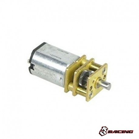 Motorino Verricelli - 3Racing CR01-27D