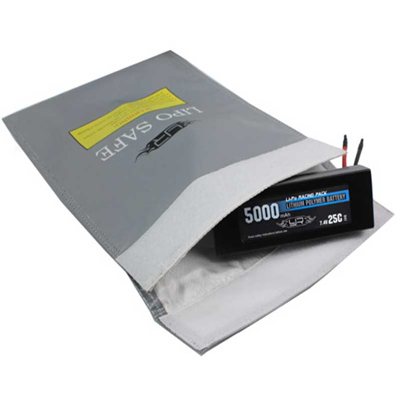 7a174069b3 LiPo Safe - Sacca di protezione v1 - YEAH RACING