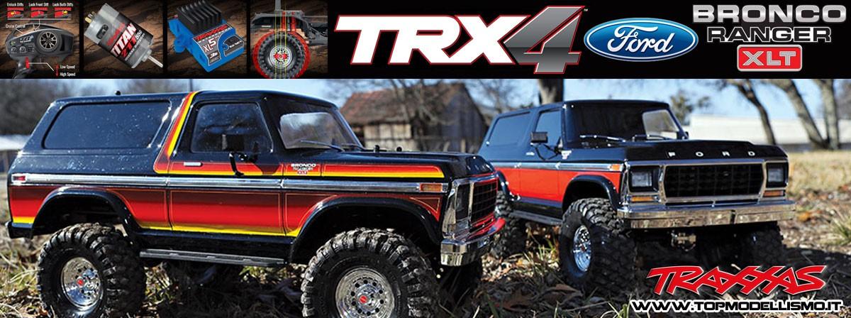 NEW SCALER TRX-4 della TRAXXAS