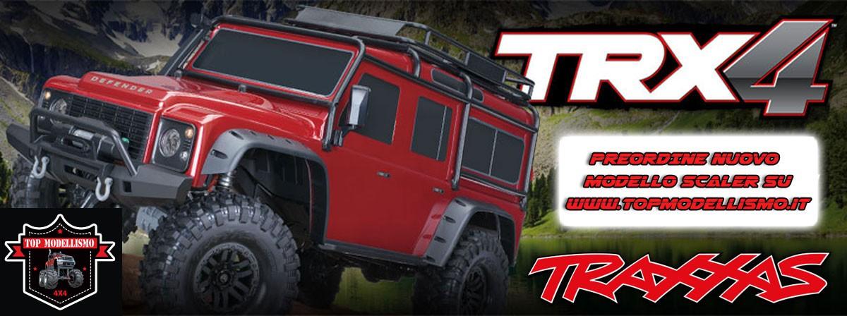 NUOVO SCALER TRX-4 della TRAXXAS