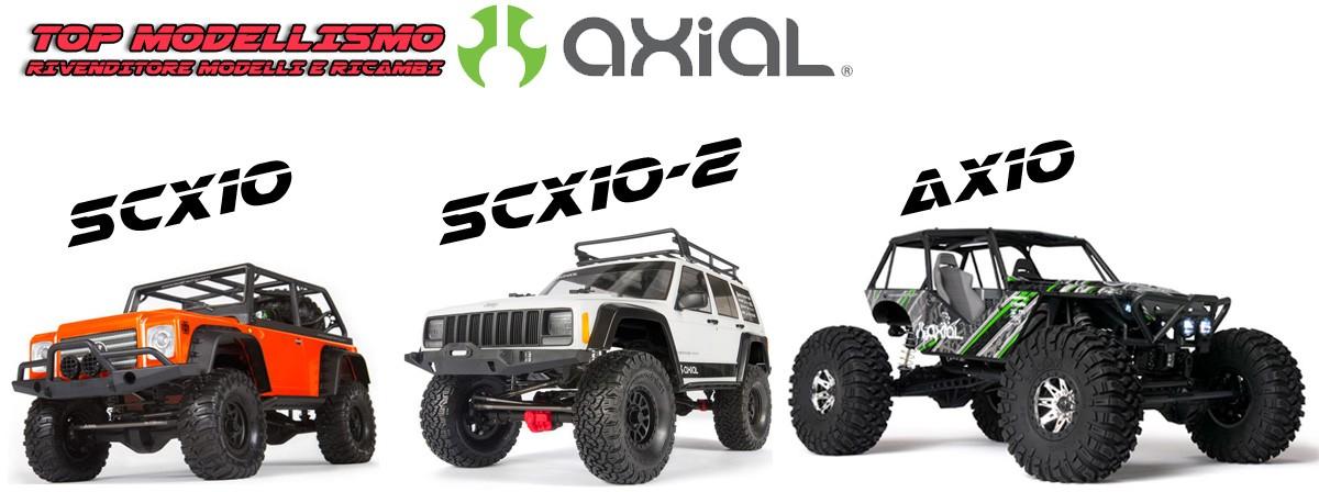 Modelli e Ricambi - AXIAL