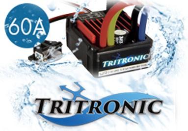 ESC Tritronic 60A - YEAH RACING